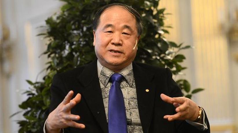 Literaturnobelpreis: Empörung über regimefreundliche Äußerungen von Mo Yan