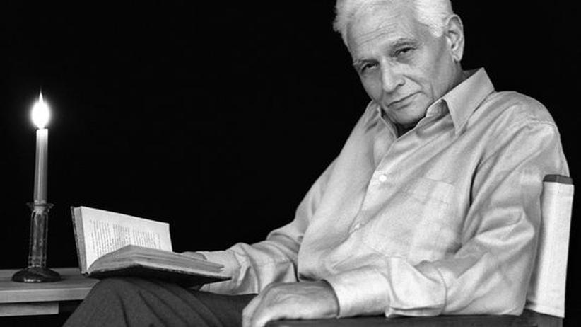 "Biografie ""Jacques Derrida"": Der Philosoph Jacques Derrida"