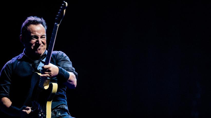 Bruce Springsteen: Das Buch zum Boss