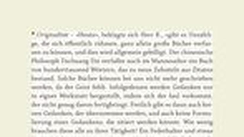 "Roman ""O.T."": Mit Wut in die Lektüre"