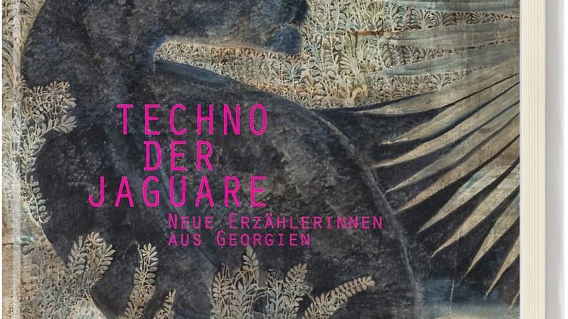 """Erzählband """"Techno der Jaguare"""": Georgien träumt von Eichendorff"""