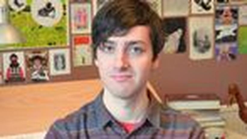 Comiczeichner Luke Pearson: Der Comic-Zeichner Luke Pearson