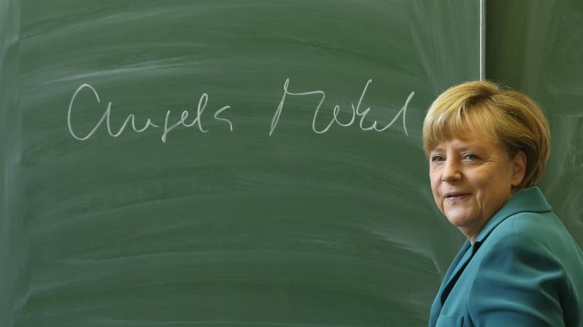 Angela Merkel: Die Magd der Möglichkeiten