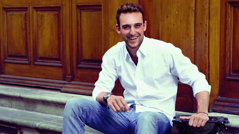 Schriftsteller Joël Dicker: Ein Mann geht aufs Ganze