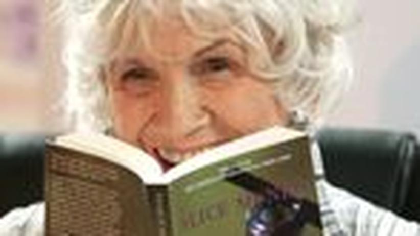 Literaturnobelpreisträgerin Alice Munro: Die Virtuosin der Knappheit