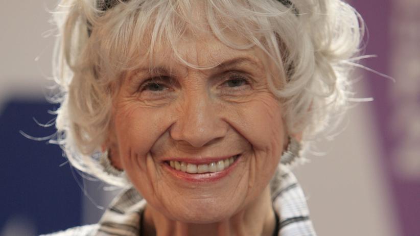 Nobelpreisträgerin Alice Munro: Lass die Dämonen einfach tanzen