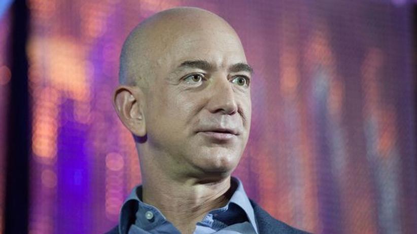 Sachbuch von Brad Stone: Bezos Gnadenlos