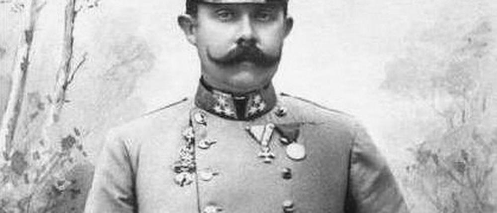 Franz Ferdinand Biografin: