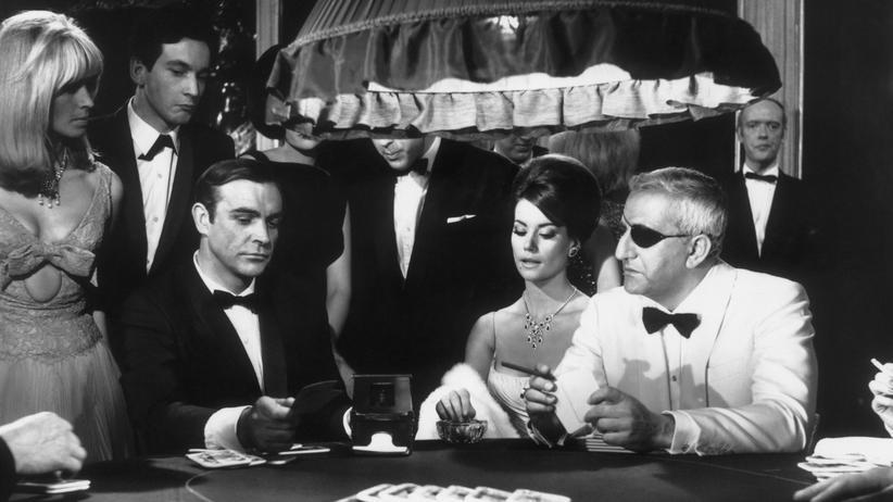 James-Bond-Romane: Schlips zum Smoking!