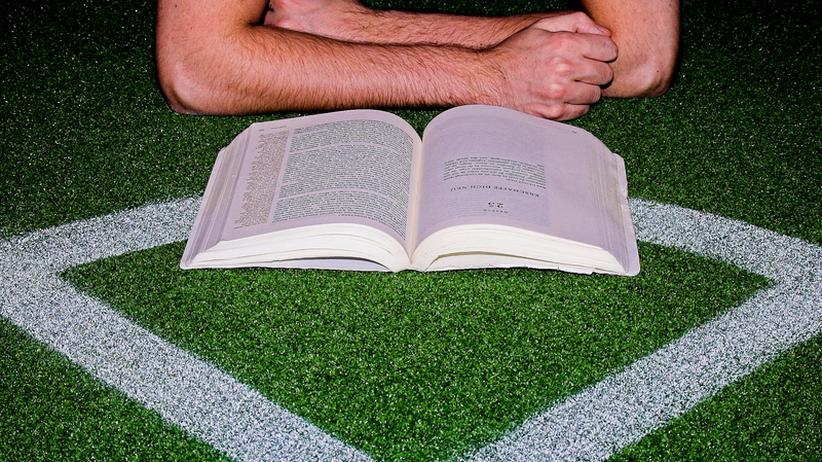 Lesen statt Fußballgucken