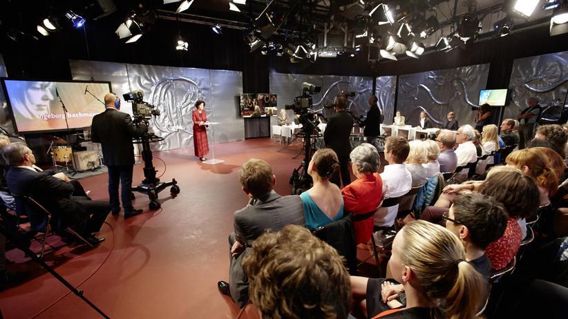 Ingeborg-Bachmann-Preis: Klagenfurter Blutgrätschen