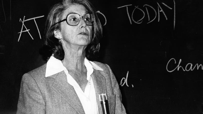 Nadine Gordimer: Nadine Gordimer im Jahr 1980