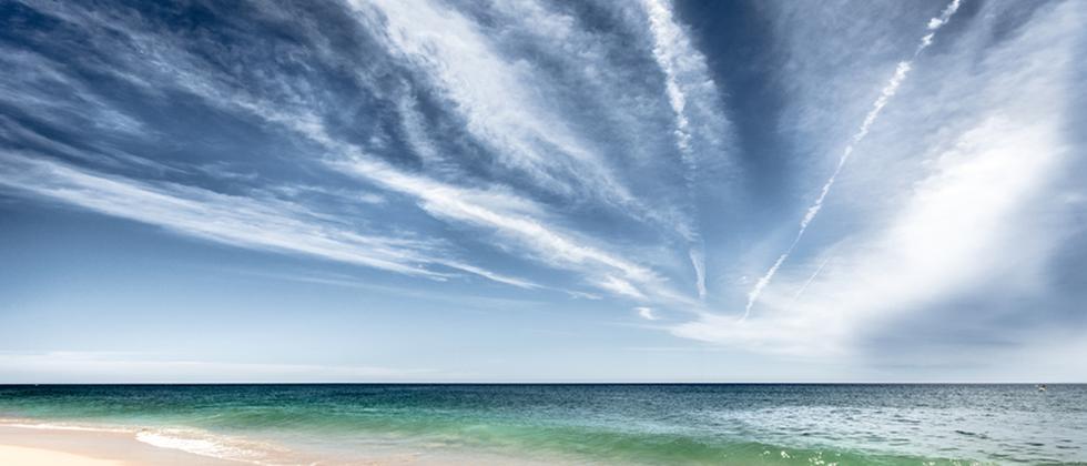 Strand, Sonne, Meer. Sieht so die Science-Fiction-Literaur des kommenden Zeitalters aus?