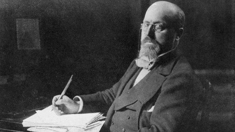 Henry James: Der Schriftsteller Henry James um 1900