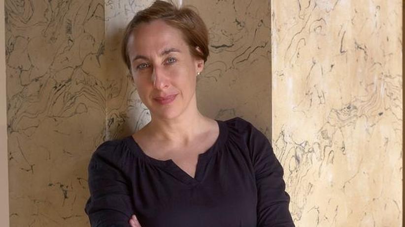 Judith Hermann: Die Schriftstellerin Judith Hermann