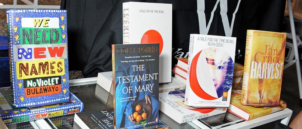 Literatur Literaturpreis Man Booker Großbritannien