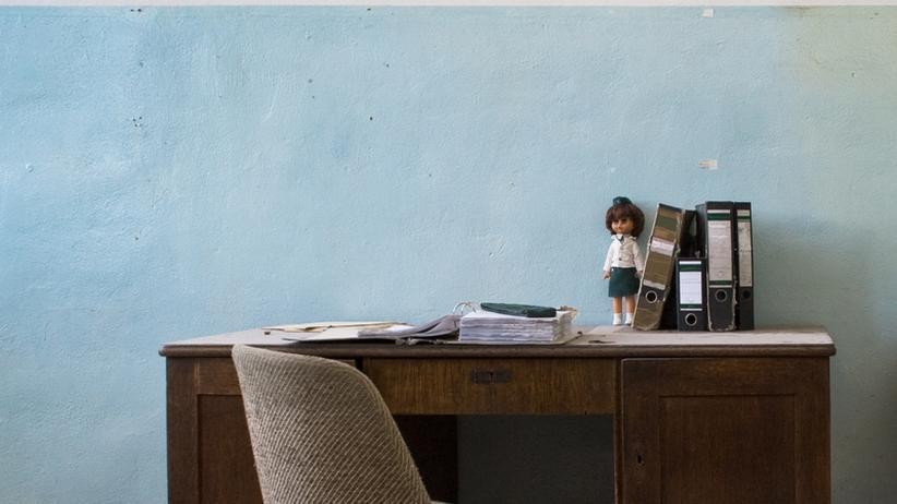 Schreibtisch ohne Autor
