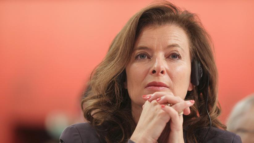 Valérie Trierweiler Hollande Geliebte