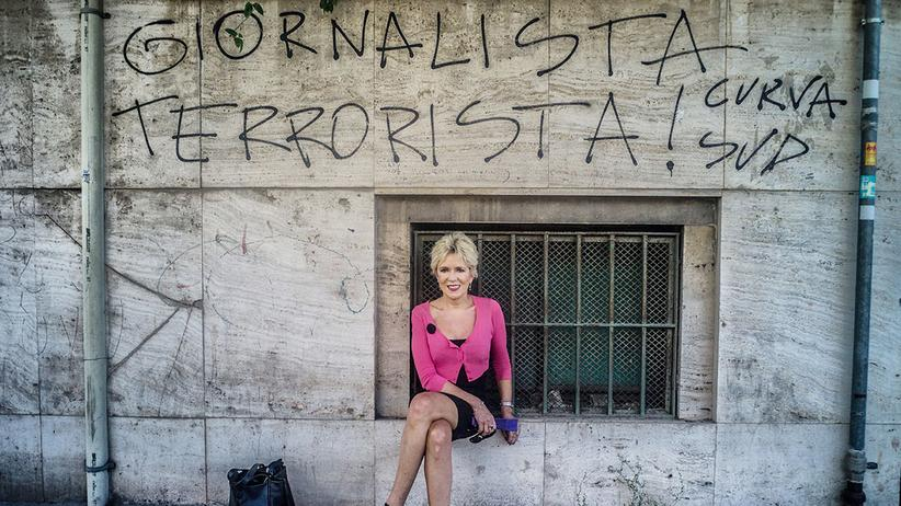"""Petra Reski: """"Wir wissen, wo du wohnst!"""""""