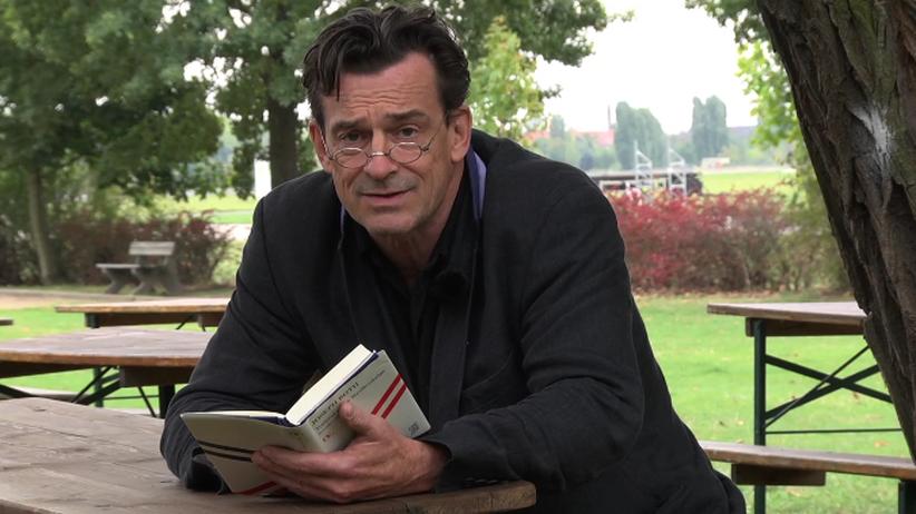 Thomas Sarbacher liest : Spaziergang durch den literarischen Herbst