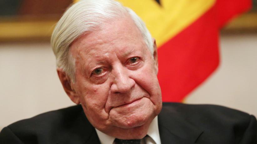 Helmut Schmidt: Die Verfertigung der Erinnerung