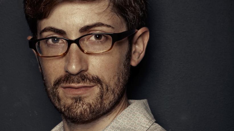 Der Schriftsteller Ron Segal