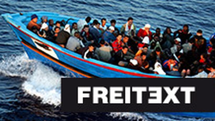 Flüchtlinge : Mit den Schiffen kommt die Angst