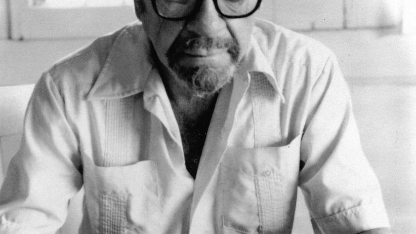 Der Schriftsteller John Williams (1922-1994)