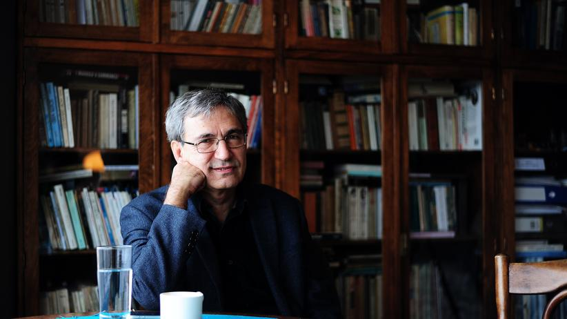 Orhan Pamuk Kultur, Orhan Pamuk, Orhan Pamuk, Türkei, Islamismus, Charlie Hebdo, AKP, Armenier, Fethullah Gülen, Islam, Roman, Gezi-Park