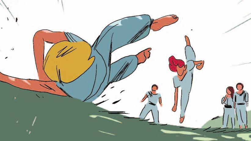 """Bastien Vivès """"Lastman"""": Kultur, Bastien Vivès """"Lastman"""", Comic, Frankreich, Japan"""