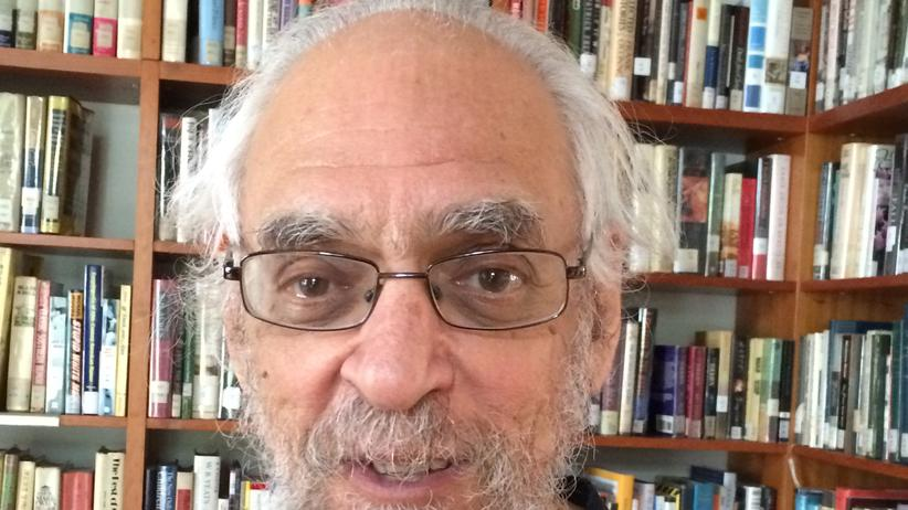 Der Schriftsteller Steven Bloom