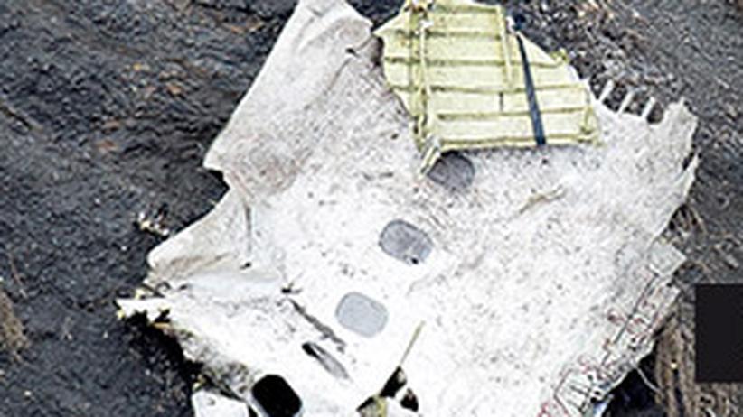 Germanwings-Katastrophe : Das Erleben des Sturzes