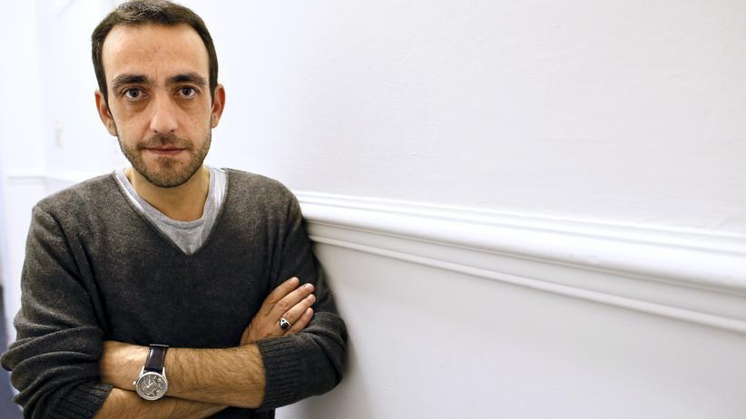 Der Schriftsteller Jérôme Ferrari