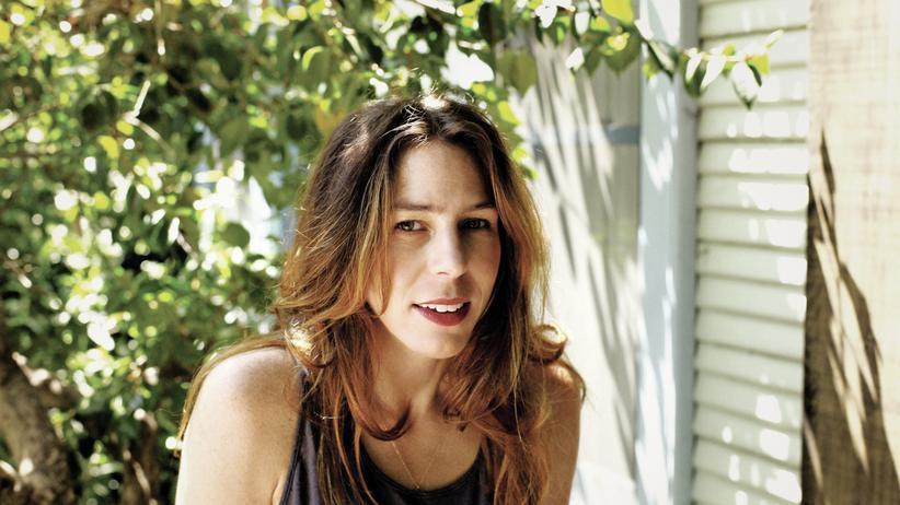 Die Schriftstellerin Rachel Kushner