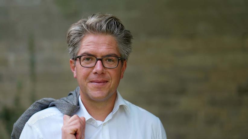 Steffen Kopetzky: So trocken ist die Wüste
