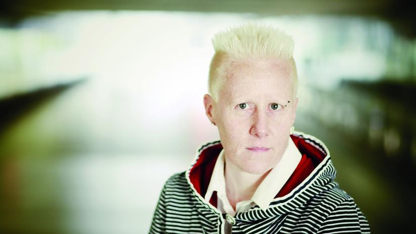 Angela Marquardt, Jahrgang 1971, ehemaliges Mitglied der PDS, ist 2008 der SPD beigetreten.