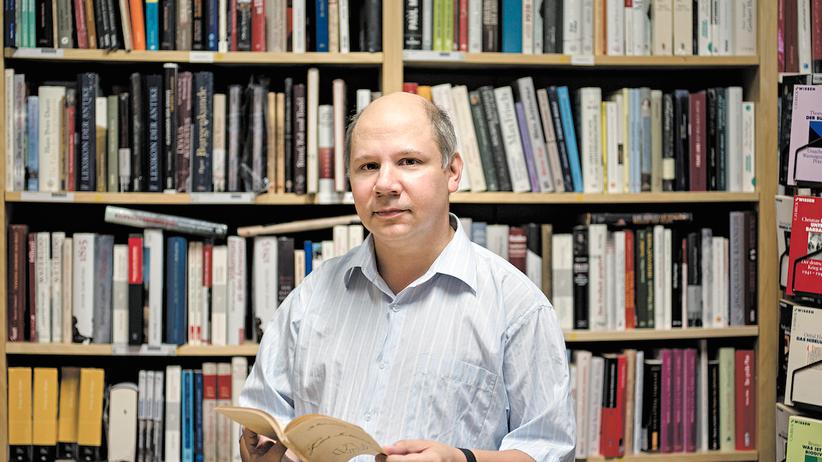 Alexander Nitzberg: Alexander Nitzberg gilt als streitlustiger Übersetzer