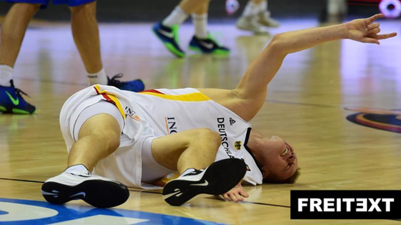 Basketball-EM: Diese winzige, widerliche Sekunde