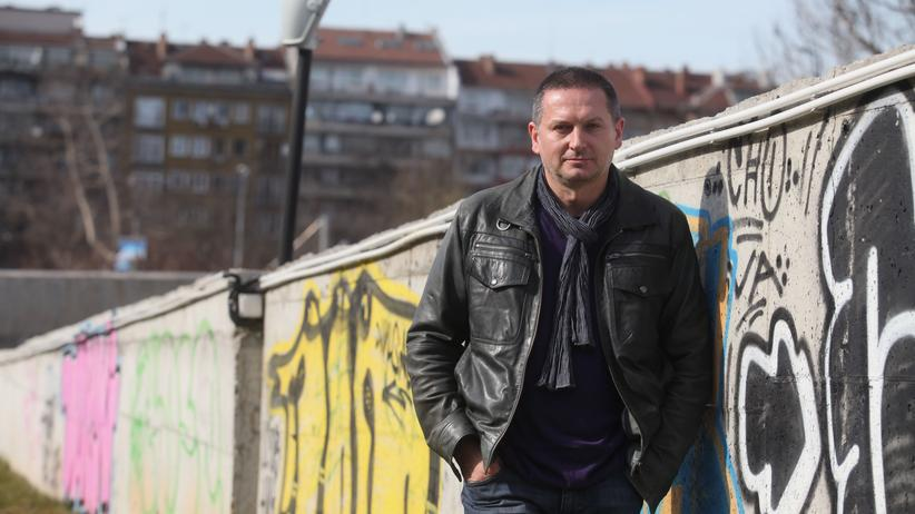 Kultur, Georgi Gospodinov, Schriftsteller, Literatur, Heimat, Migrant, Bulgarien