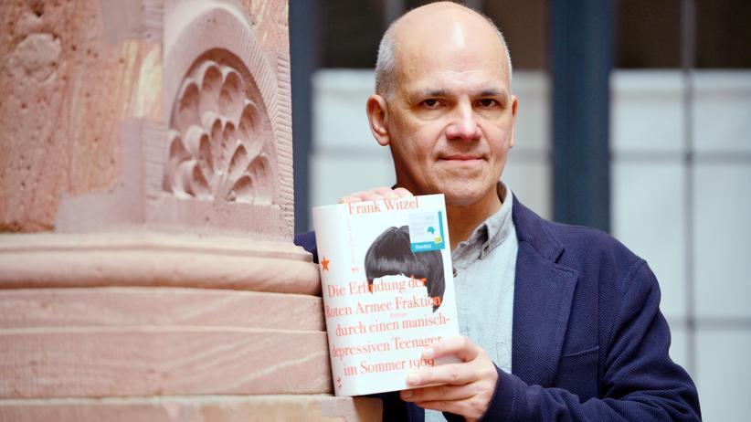 Frankfurter Buchmesse: Autor Frank Witzel