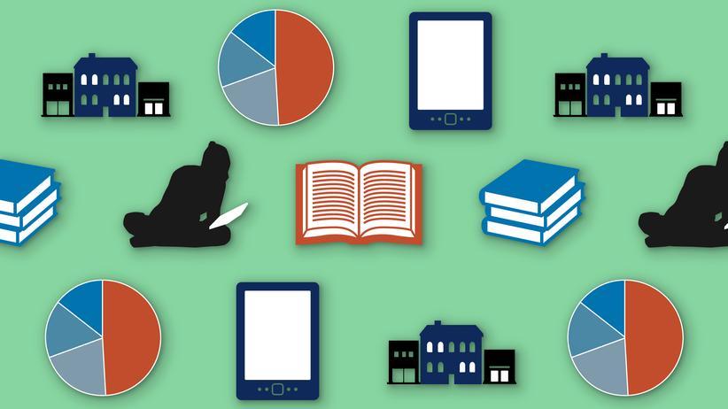Buchmesse in Frankfurt : Lesen Frauen anders als Männer?