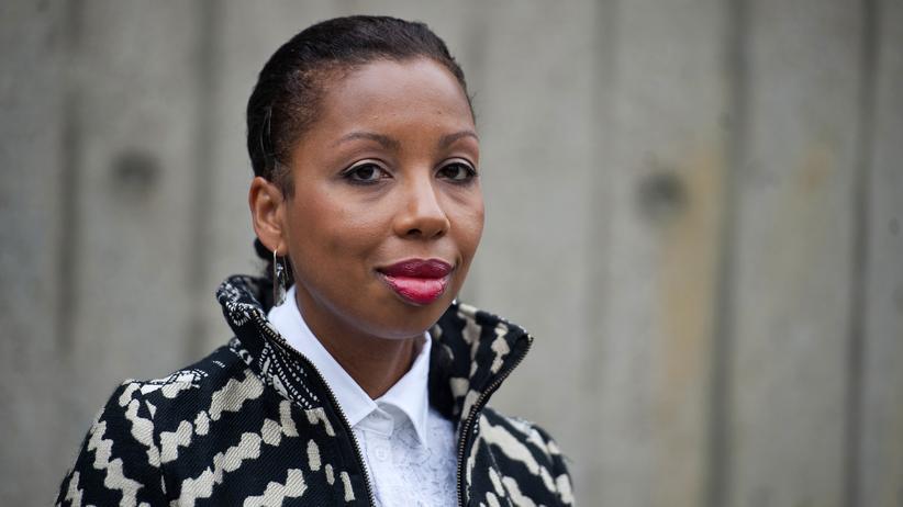 Die Schriftstellerin Marie NDiaye