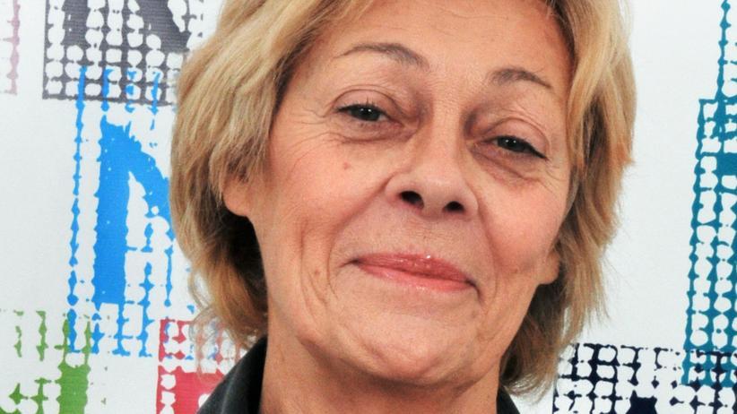 Die kroatische Schriftstellerin Daša Drndić