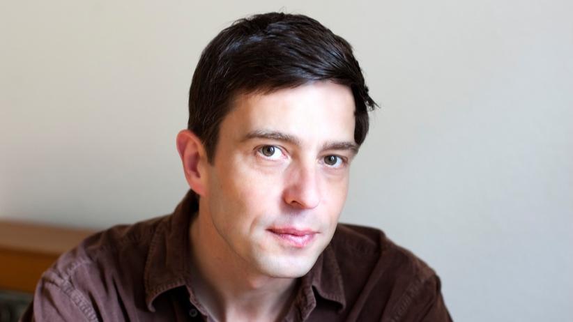 Der Schriftsteller Henning Ahrens