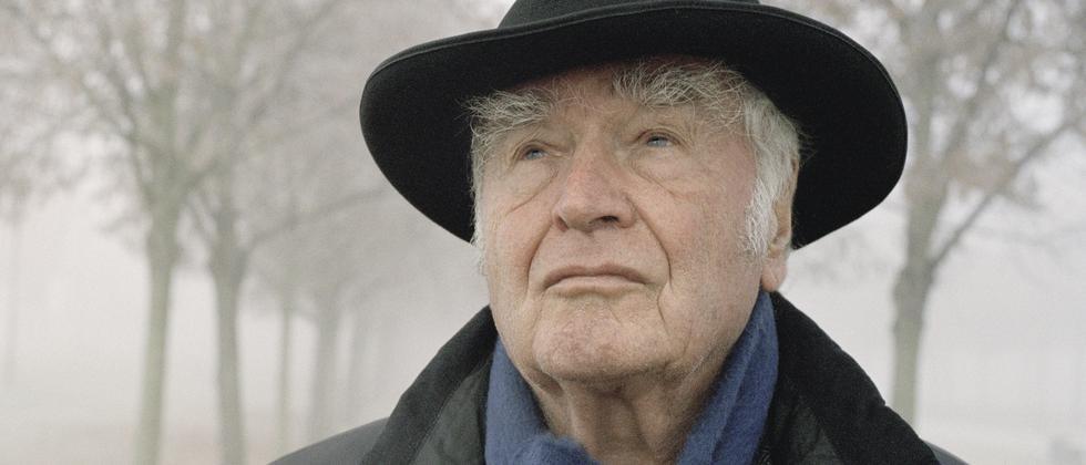Der Schriftsteller Martin Walser