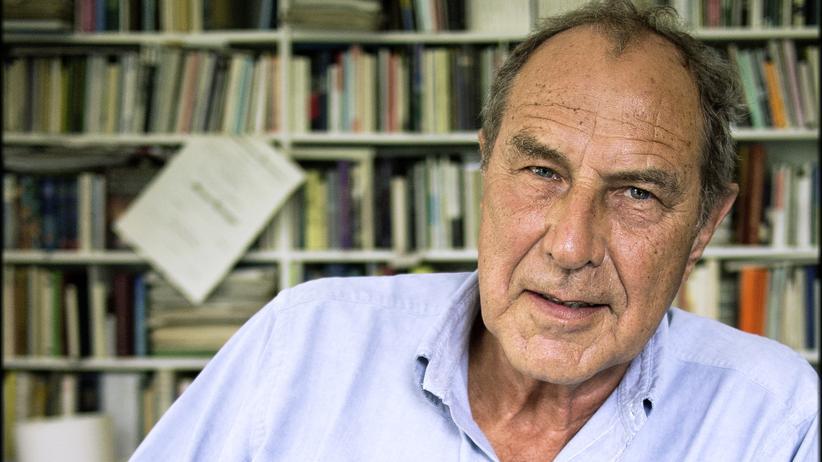 Der ehemalige Hanser-Verleger und Autor Michael Krüger