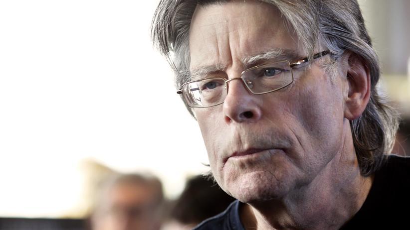 Stephen King: Der amerikanische Schriftsteller Stephen King