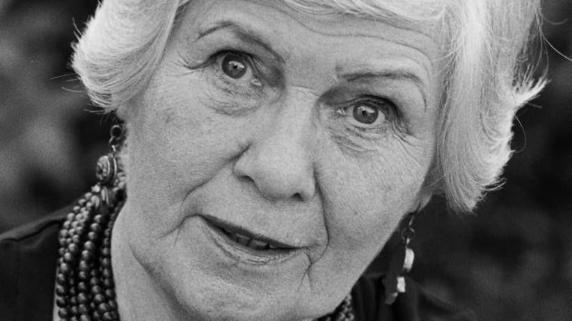 Die Schriftstellerin Jane Gardam
