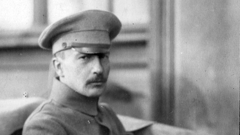 """""""Das fahle Pferd"""": Der Terrorist und Schriftsteller Boris Sawinkow, etwa um 1917"""