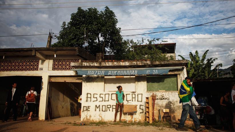 """Der König der Favelas"": Baby, der Drogenboss"